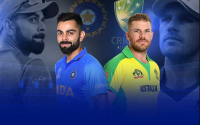 Team India Won 2-1 ODI Series Against Australia In Bengaluru,