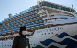 death toll rises to 1,665 in china due to coronavirus, 355 people infected on a Ship in Japan
