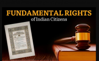 6 Fundamental Rights (Moulik Adhikar) of Citizens of India